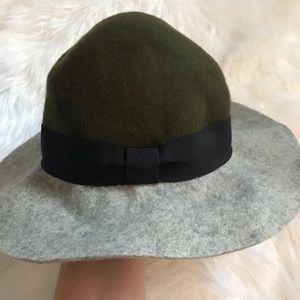 100% Wool Winter Panama Hat